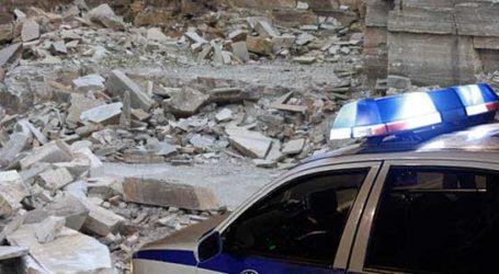 ΤΩΡΑ: Μεγάλη επιχείρηση της Αστυνομίας στα Λατομεία του Πηλίου
