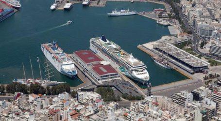 Το ΣτΕ ξεμπλοκάρει την επέκταση του λιμανιού του Πειραιά για τα κρουαζιερόπλοια