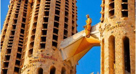 Δόθηκε άδεια για την αποπεράτωση του ναού 'La Sagrada Familia'