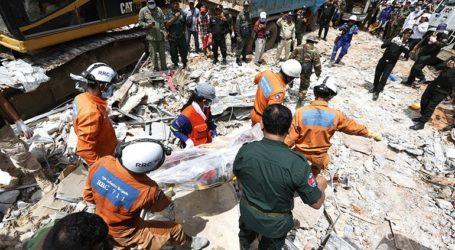 Στους 28 οι νεκροί από την κατάρρευση κτηρίου