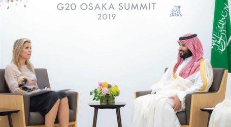 Η ερευνήτρια για την υπόθεση Κασόγκι επικρίνει τη βασίλισσα της Ολλανδίας για τη συνάντησή της με τον πρίγκιπα Σαλμάν
