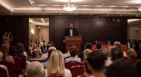 Χρ. Τριαντόπουλος από την Αθήνα: Η Μαγνησία μπορεί αλλιώς