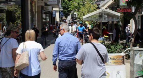 Προαιρετικά κλειστά τα Σάββατα του Ιουλίου και του Αυγούστου τα καταστήματα στη Λάρισα