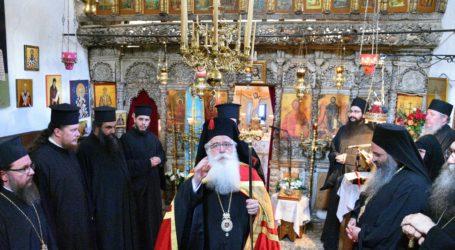 Κουρά νέας Μοναχής στην Ιερά Μονή Παναγίας Λαμπηδόνος στο Πήλιο