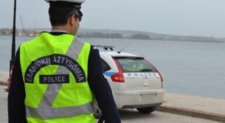 Πέντε συλλήψεις σε Βόλο, Πήλιο και Σκιάθο για οδήγηση χωρίς δίπλωμα