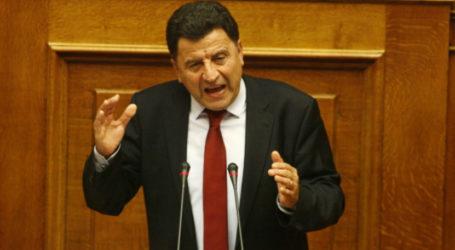 Π. Μουτσινάς: Πραγματικές μεταρρυθμίσεις και ανάπτυξη η μόνη λύση