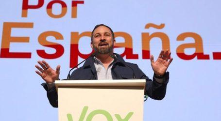 Το ισπανικό Vox λέει όχι σε συμμαχία με Σαλβίνι και Λεπέν