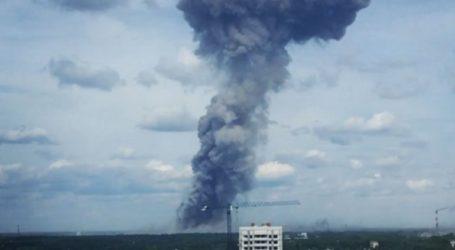Έκρηξη σε εργοστάσιο παραγωγής εκρηκτικών στη Ρωσία