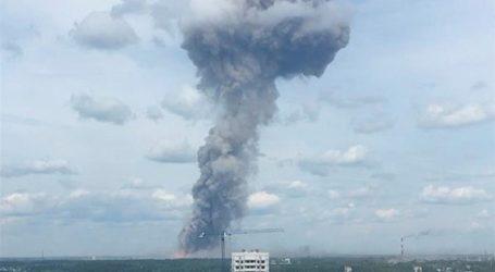 Τους 42 έφτασαν οι τραυματίες από την έκρηξη σε εργοστάσιο πυρομαχικών