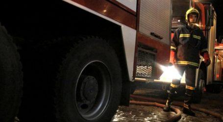 Συναγερμός στην Πυροσβεστική για φωτιά στο Πανεπιστήμιο Κρήτης