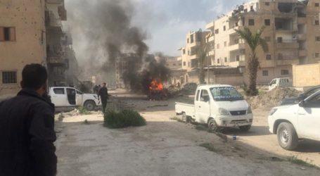Δέκα νεκροί από έκρηξη παγιδευμένου αυτοκινήτου στη Ράκα