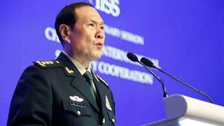 Υψηλοί τόνοι και προειδοποιήσεις προς τις ΗΠΑ από τον Κινέζο υπουργό Άμυνας