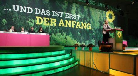 Οι Πράσινοι για πρώτη φορά πρώτη δύναμη στις δημοσκοπήσεις στη Γερμανία