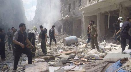 Τουλάχιστον 14 νεκροί από έκρηξη παγιδευμένου αυτοκινήτου στη Συρία