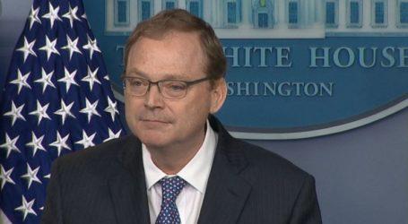 Ο Τραμπ ανακοίνωσε την αποχώρηση του Κέβιν Χάσετ, συμβούλου του Λευκού Οίκου για την οικονομία