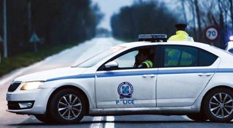 Επεισοδιακή καταδίωξη στη Θεσσαλονίκη – ΙΧ εμβόλισε περιπολικό