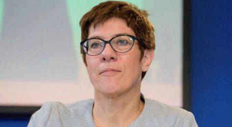 «Τo CDU έτοιμο να ανταποκριθεί στις κυβερνητικές του ευθύνες»