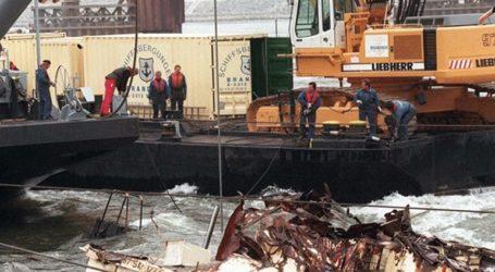 Βρέθηκε σορός στον Δούναβη μετά το ναυάγιο της Βουδαπέστης