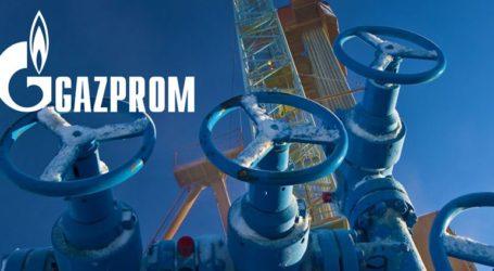 Η μετοχή της Gazprom εκτινάχθηκε στα ύψη