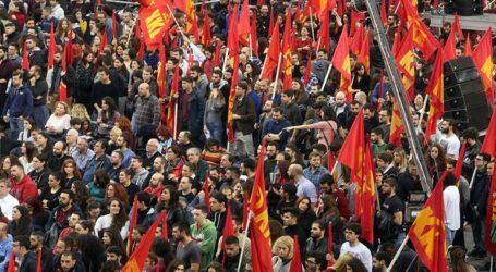 Το ΚΚΕ καταγγέλλει τον βανδαλισμό στο «Σπίτι του Αγωνιστή»