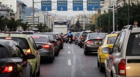 Κυκλοφοριακά προβλήματα στη Λ. Συγγρού λόγω έργων