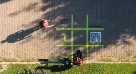 Digital παγκάκια στην καρδιά της Αθήνας