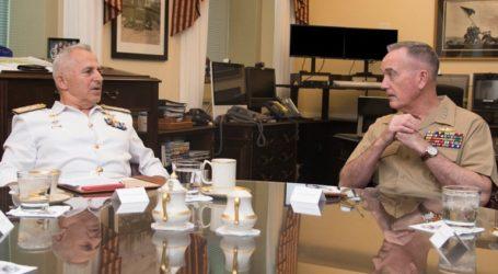 Νέα επίσημη επίσκεψη του ΥΠΕΘΑ Ευάγγελου Αποστολάκη στις ΗΠΑ