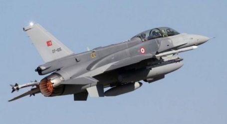 Πτήση τουρκικού F-16 πάνω από το Αγαθονήσι