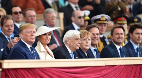 Το μήνυμα του Πρ. Παυλόπουλου από το Πόρτσμουθ για την επέτειο της Απόβασης στη Νορμανδία