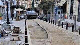 Σε πεζόδρομο μετατρέπεται η οδός Αγίου Μηνά