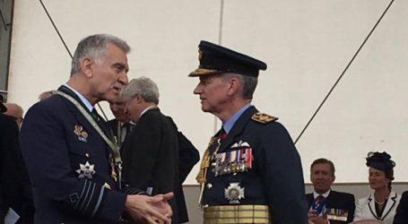 Παρουσία του Αρχηγού ΓΕΕΘΑ στην 75η Επέτειο της Αποβάσεως στη Νορμανδία (D-DAY)