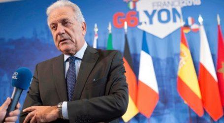 Στο Λουξεμβούργο για το Συμβούλιο Εσωτερικών Υποθέσεων, ο Δ. Αβραμόπουλος