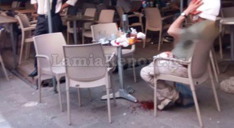 Αιματηρό περιστατικό στο κέντρο της Λαμίας