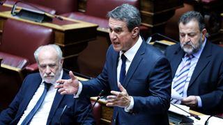Βουλή: Αντιπαράθεση κοινοβουλευτικών εκπροσώπων ΣΥΡΙΖΑ