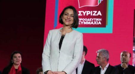 Οπαδός του Σαλβίνι επιτέθηκε στην Όλγα Νάσση για τις θέσεις της στο προσφυγικό