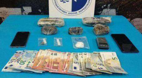 Συνελήφθησαν τρεις έμποροι ναρκωτικών στις Αχαρνές