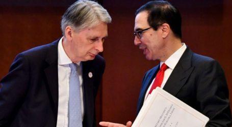 O Μνούτσιν χαιρετίζει μια «πολύ σημαντική συμφωνία» για τη μετανάστευση με το Μεξικό