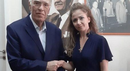 Η Ερμιόνη Κατσίφα επικεφαλής του ψηφοδελτίου Επικρατείας
