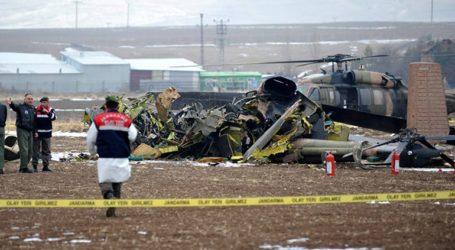 Τουρκικό στρατιωτικό ελικόπτερο έπεσε στην Καππαδοκία