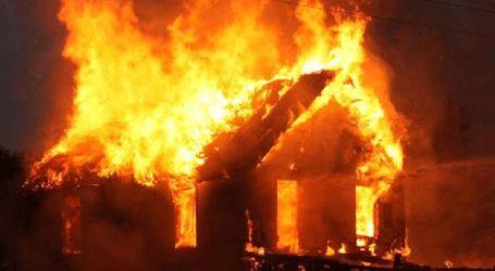 Απανθρακώθηκε 84χρονη έπειτα από φωτιά που ξέσπασε στο σπίτι της
