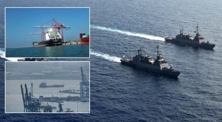 Θρίλερ με φορτηγό πλοίο έξω από τη Χάιφα