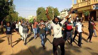 Η αστυνομία έκανε χρήση δακρυγόνων εναντίον διαδηλωτών