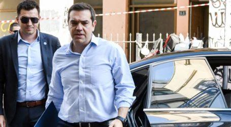 Το πρόγραμμα του ΣΥΡΙΖΑ-Προοδευτική Συμμαχία παρουσιάζει τη Δευτέρα ο Αλ. Τσίπρας
