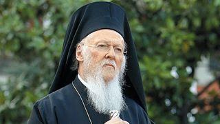 Ομιλία Οικουμενικού Πατριάρχη Βαρθολομαίου στον Ι. Ναό Αγίου Γεωργίου Μακροχωρίου