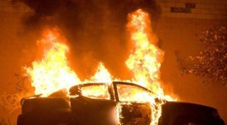 Εμπρηστική επίθεση σε οχήματα τουρκικής διπλωματικής αποστολής