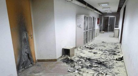 Άγνωστοι διέρρηξαν και προκάλεσαν φθορές στην Πολυτεχνική Σχολή του ΑΠΘ