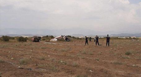 Συντριβή εκπαιδευτικού αεροσκάφους στην Αττάλεια
