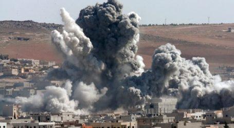 Νεκροί 25 άμαχοι από βομβαρδισμούς στη Συρία