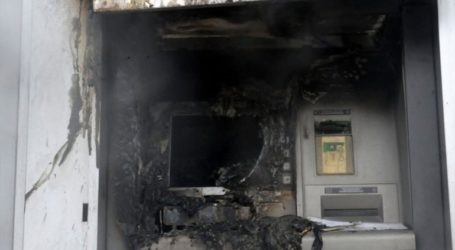 Έκρηξη σε ΑΤΜ στη Σαρωνίδα