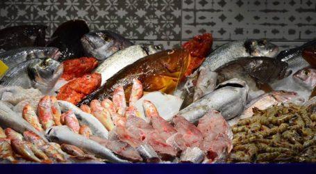 Κατάσχεση ακατάλληλων αλιευμάτωνστην Α' λαϊκή αγορά του Πειραιά